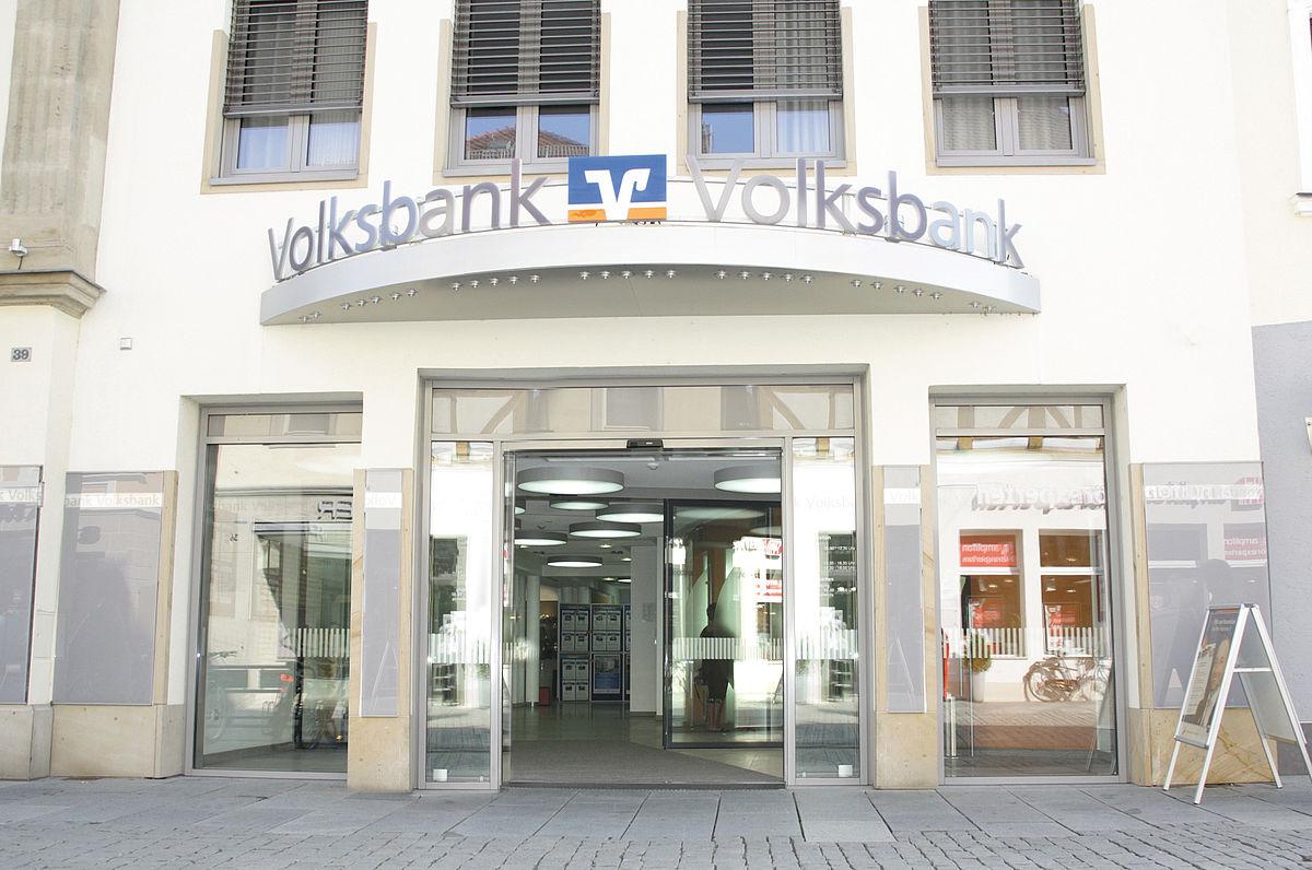 Volksbank forchheim öffnungszeiten | Volksbank Forchheim ...