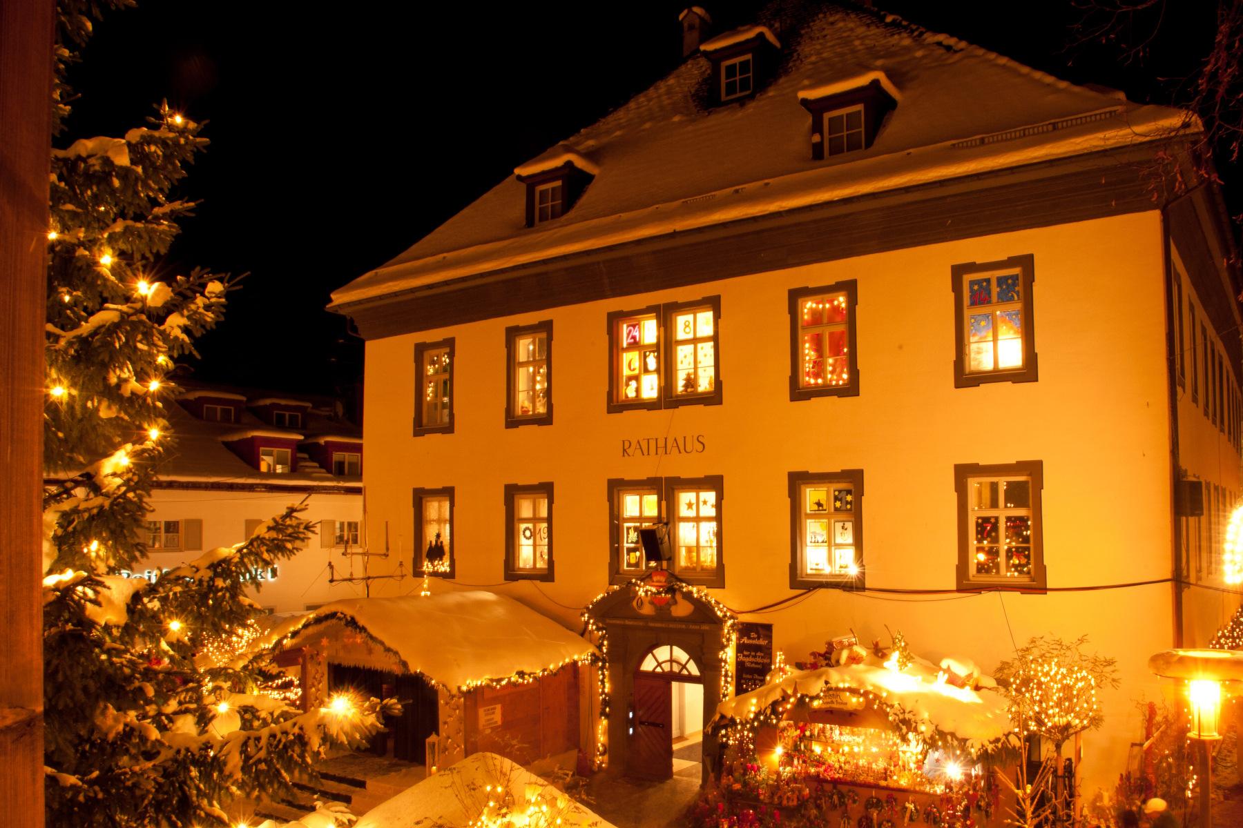 Bad Hindelang Weihnachtsmarkt.Budenzauber In Bad Hindelang Profil Magazin